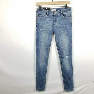 DL1961 Margeaux Instasculpt Ankle Skinny Jeans NWT